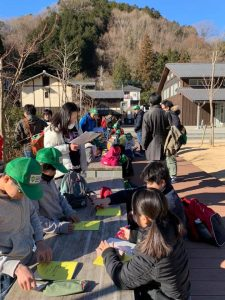 八王子森林パトロール隊【1月行動日】