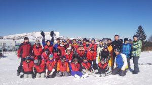 八王子森林パトロール隊【2月スキー行動日】